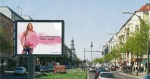 Plakatwände Düsseldorf